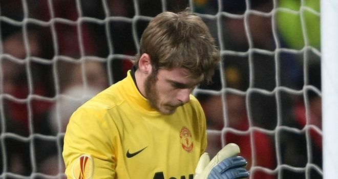 David De Gea: Has recovered from a shaky start to become a contender for Man United's Player of the Year