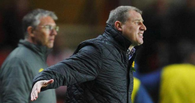 Paul Jewell: Insists that every game is a hard game in the Championship this season