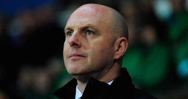 Steve Kean: Looking to address his side's slow starts as Blackburn prepare to face Liverpool