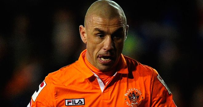 Kevin Phillips: Veteran Blackpool striker is a target for Crystal Palace