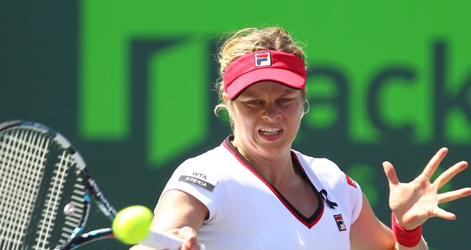 Kim Clijsters: Plays her final Wimbledon this year