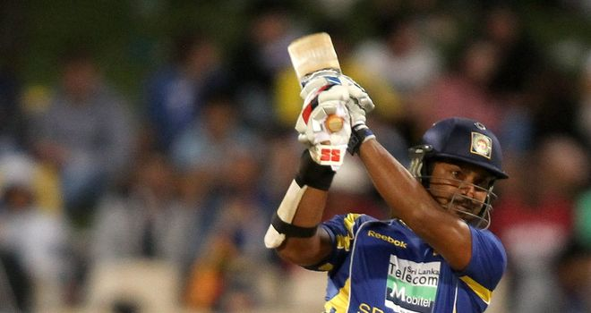 Kumar Sangakkara: First first man to be named simultaneously as Wisden's leading cricketer in the world
