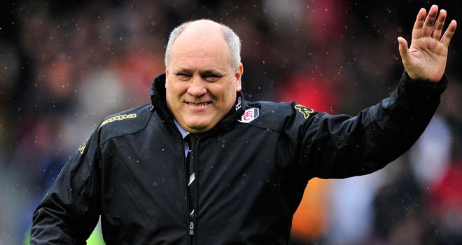 Martin Jol: Glad he turned down chance to be Manchester United assistant