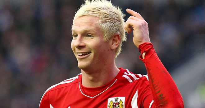 Ryan McGivern: Manchester City defender is being eyed for a loan move by Crystal Palace