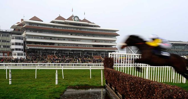 Newbury: Confident of staging Winter Festival despite current poor weather