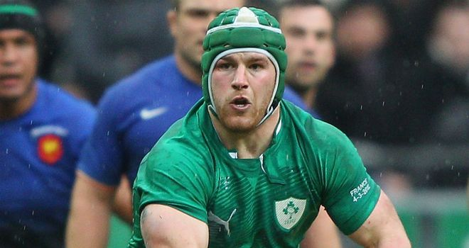 Sean O'Brien: has begun training again following hip surgery