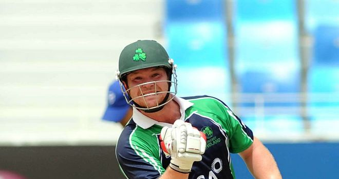 Paul Stirling: Another display of big-hitting