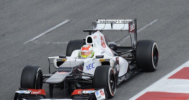 Sergio Perez: Completed 114 laps on Saturday
