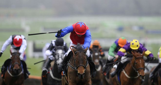 Quevega: Heading back to Cheltenham for a fifth successive season