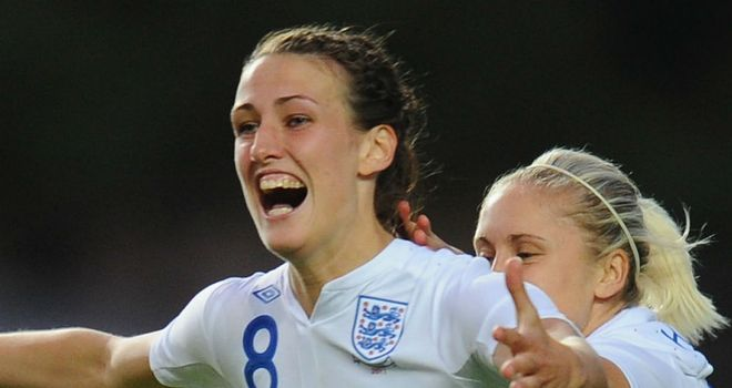 Jill Scott: Has established herself as one of England's key players