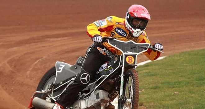 Seb Ulamek: Has joined Lakeside Hammers (pic credit Claire Swatman)