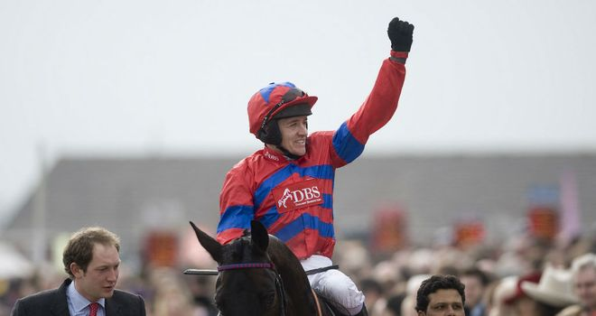 Sprinter Sacre: Awesome display