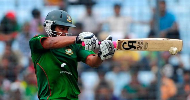 Tamim Iqbal: Fit to take on the Windies on Wednesday