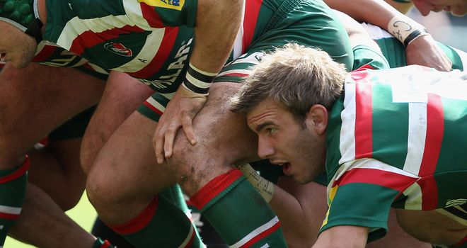 Tom Croft: Made his third start since injury against London Welsh