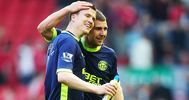 Gary Caldwell: Looking for Wigan to build on their vital victory over Liverpool