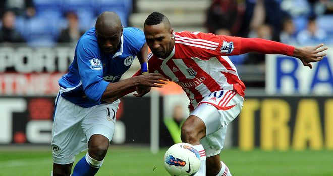 Ricardo Fuller: Charlton have landed free agent after he left Stoke City