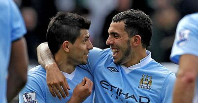 Manchester City enjoy a 6-1 victory at Carrow Road in the early kick-off on Saturday afternoon.