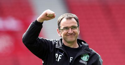 Pat Fenlon: Will be taking a closer look at Calum Antell in pre-season training