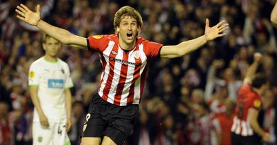 Fernando Llorente: Scored for Athletic Bilbao