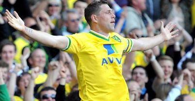 Grant Holt: Pushing for an England call-up
