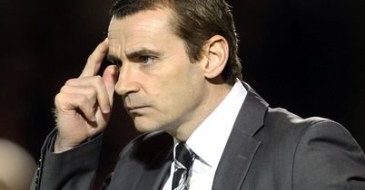 Danny Lennon: St Mirren boss trying to be positive after defeat by Aberdeen
