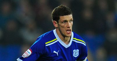 Mark Hudson: Found the target from inside his own half