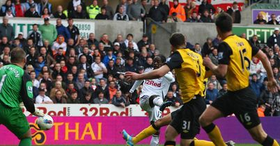 Dyer: Nets Swansea's second goal