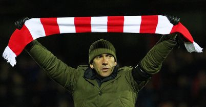 Di Canio: Grateful for fans' help