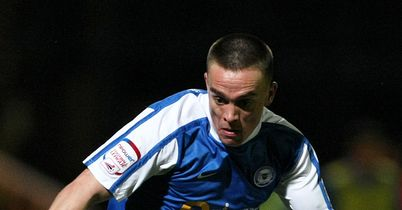 Paul Taylor: Among a number of Peterborough players whose names have been circulated to clubs