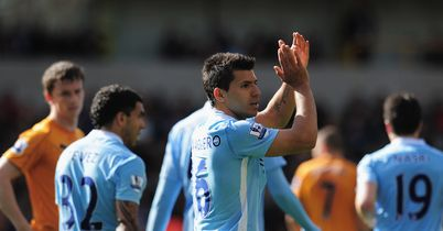 Aguero: Scored the opener for City