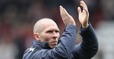 Michael Appleton: Unlikely to make any changes