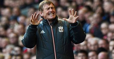 Dalglish: Hoping to get his hands on the FA Cup