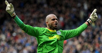 Ali Al Habsi: Linked with a move to Liverpool but Wigan will not sell