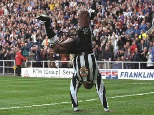 Asprilla: Would like a return to Tyneside