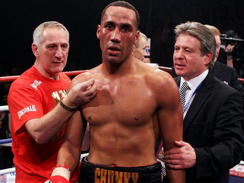 James DeGale: Points victory