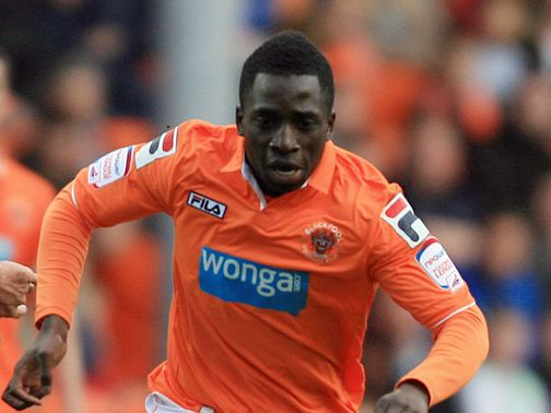 Nouha Dicko: Returns to Blackpool