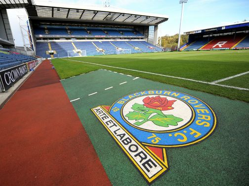 Blackburn's clash with Brighton was postponed