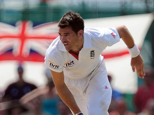 James Anderson: Relishing Proteas test