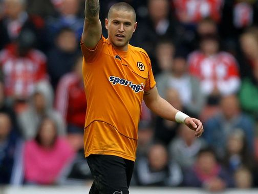 Michael Kightly: Will he provide goals for Stoke?