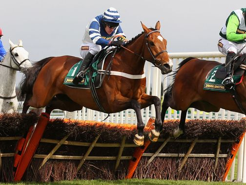Oscar Whisky: His absence could open the Welsh Champion Hurdle door