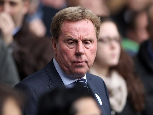 Harry Redknapp: Signed two-and-a-half year deal