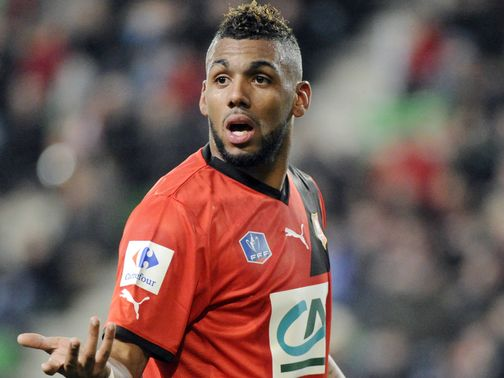 Yann M'Vila: Set to leave Rennes