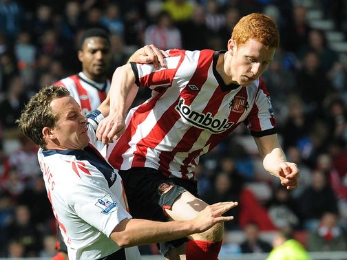 Jack Colback: Just wants a victory