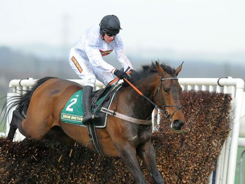 Barry Geraghty: Can win in Michael Buckley's colours at Doncaster today