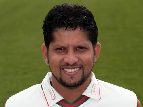 Sarwan: Made 94 for Foxes