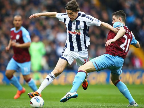Billy Jones: Wishes the fans had backed Brunt against Fulham
