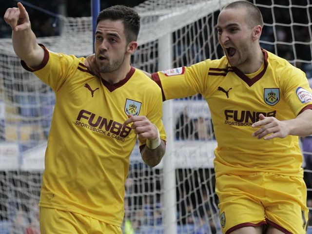Danny Ings: Scored Burnley's second goal