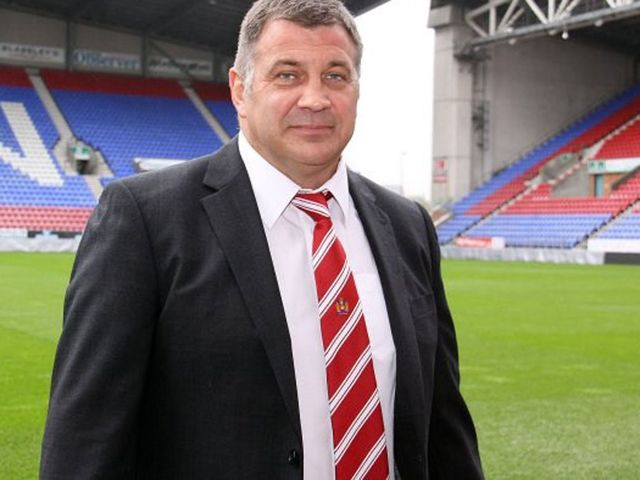 Shaun Wane: Ready for 'big game'