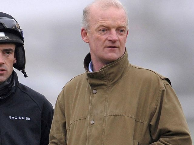 Willie Mullins: Saddles Back In Focus