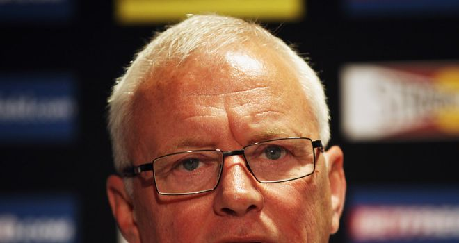 Barry Hearn: Refusing to give up the fight